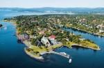 Foto: Insel Bygdøy (Oslo)